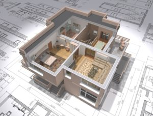 Планировка частного дома-2
