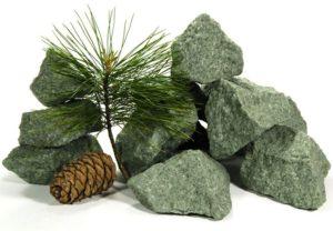 Камни для сауны какие лучше