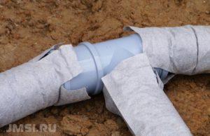 truba-drenazhnaya-v-geotekstile-110-drenazhnaya-truba-v-filtre-11