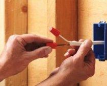 Как поменять проводку в квартире?