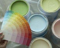Лакокрасочные материалы для грунтования и защиты от коррозии