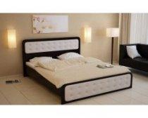 Преимущества кроватей из кожи