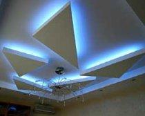 Применение светодиодных технологий для подсветки потолка - яркий штрих в дизайне