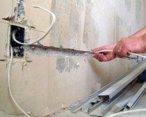 Ремонт  дачи - проводка канализации