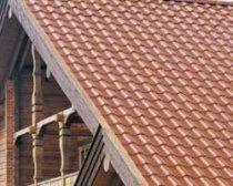 Ремонт кровли на крыше веранды
