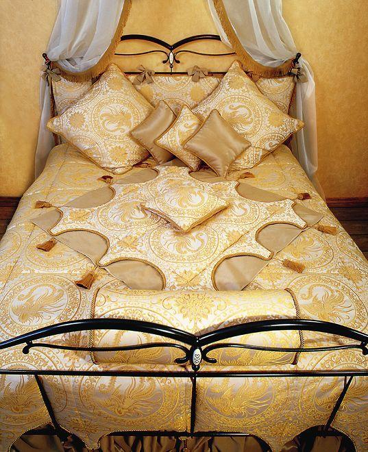 Подбираем покрывало для спальни