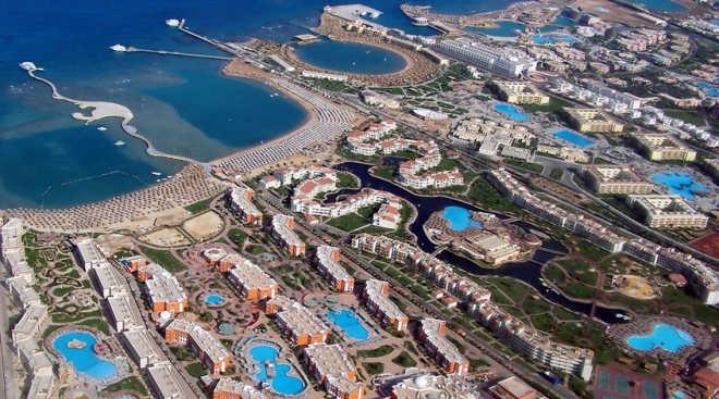 Египетское застройщики планируют туристический курорт за $1.7b млрд на берегу Средиземного моря