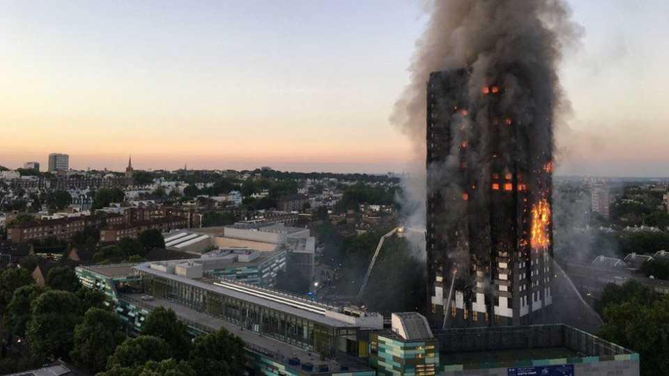 Эксперт ROCKWOOL: «Препятствий для распространения огня в Лондоне не было никаких»