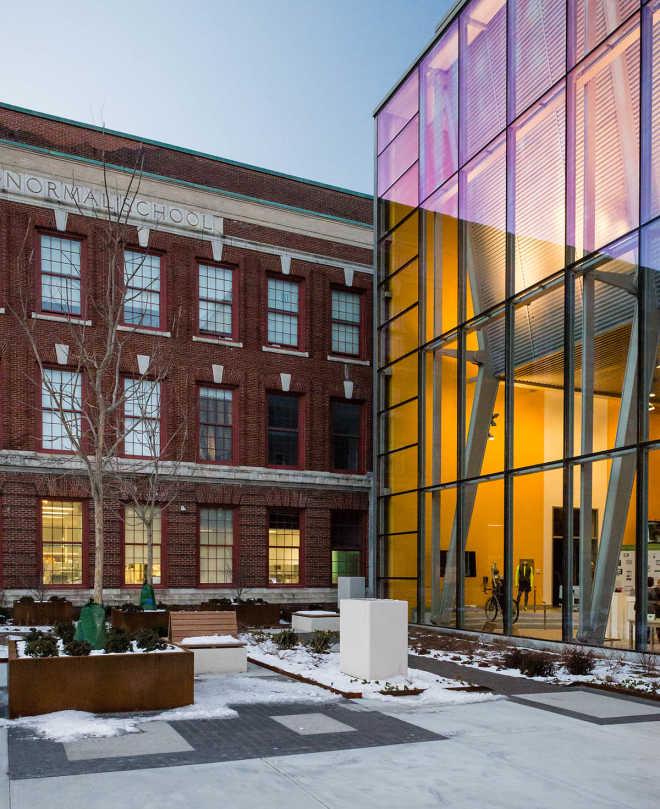 Центр дизайна и мультимедиа MassArt