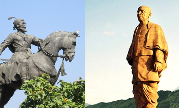 Индия потратит $525 млн на статую вдвое выше статуи Свободы
