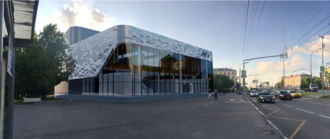 Кинотеатр «Рига» в СВАО станет культурным центром