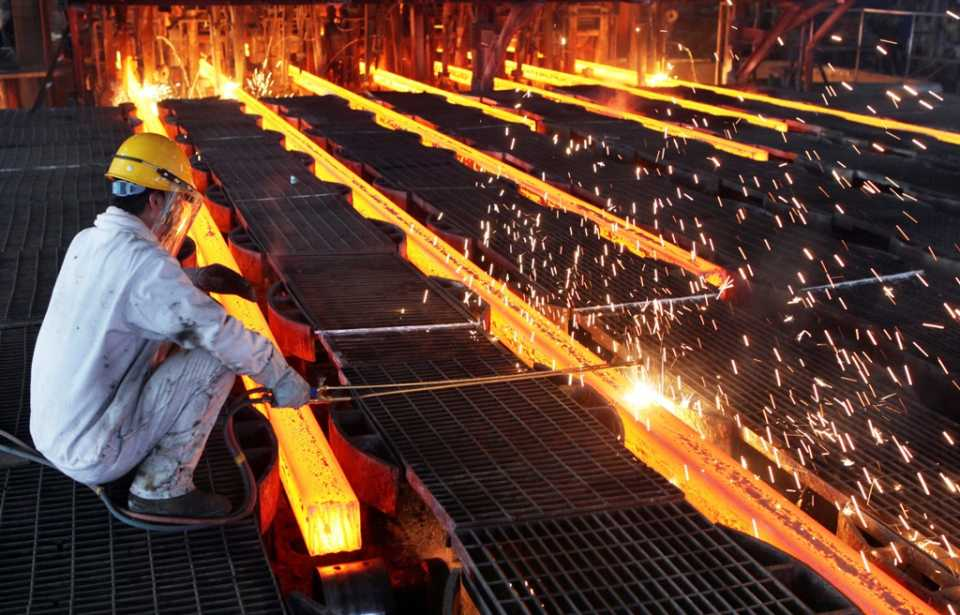 China objects to EU imposing high duties on imported steel