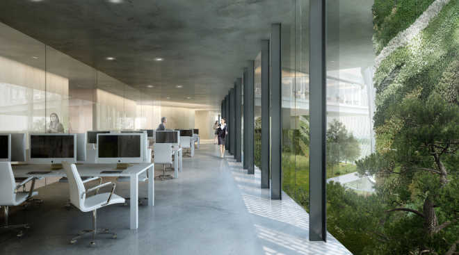 Центр дизайна международного модного дома Xinhee
