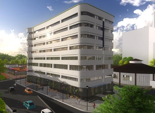 Лечебно-физкультурный центр в Уфе: комплекс современных строительных решений для безопасности и комфорта