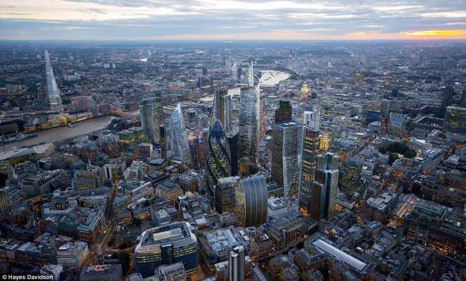 Лондонцы поддерживают ограничения на строительство высотных зданий