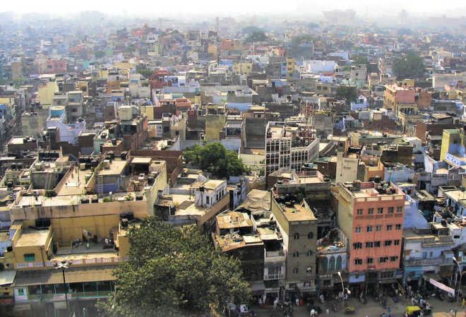 Массовая урбанизация Индии к 2030 сделает ее «третьим во величине строительным рынком мира»