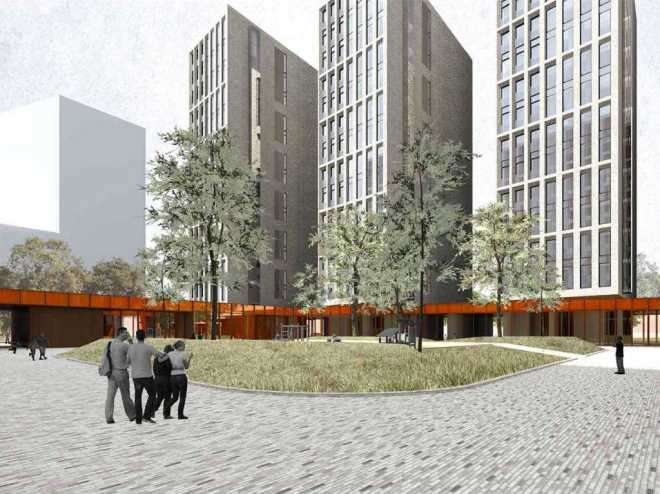 На ЗИЛе построят жилые дома по проектам Сергея Скуратова