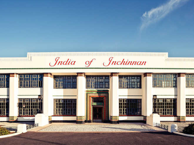 1930 - Фабрика покрышек и резины India, Инчиннан