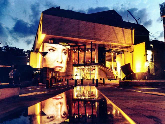 1982 - Театр Данди, Данди