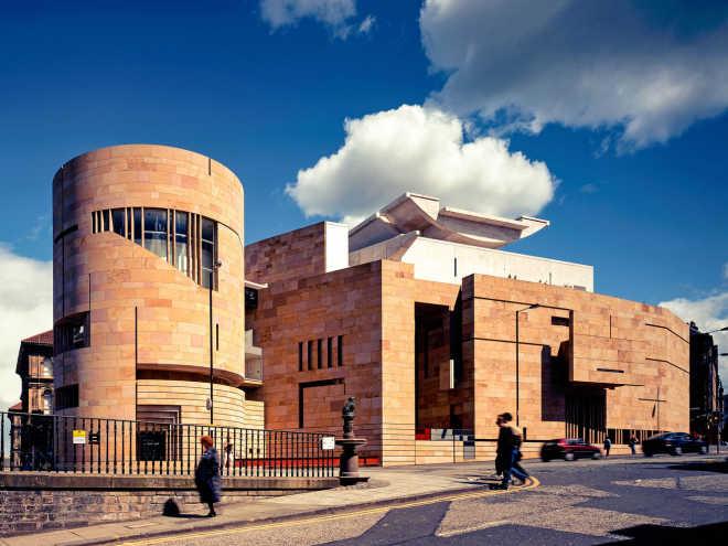 1998 - Национальный музей Шотландии, Эдинбург