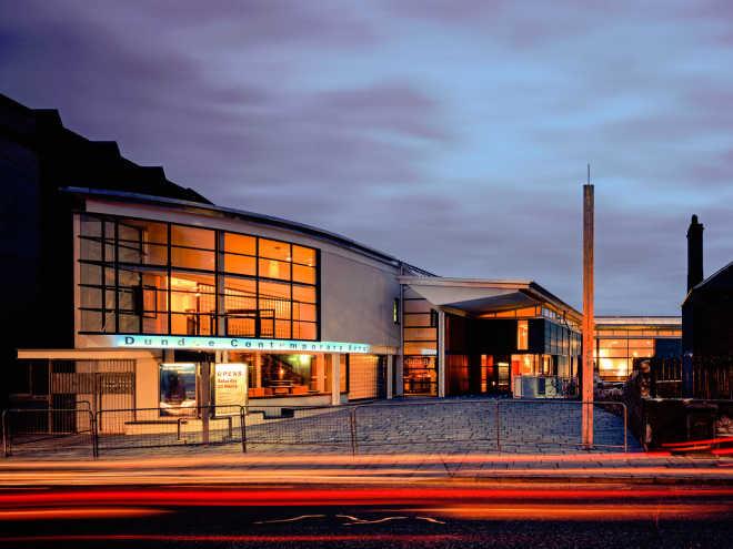 1999 - Музей «Современное искусство», Данди