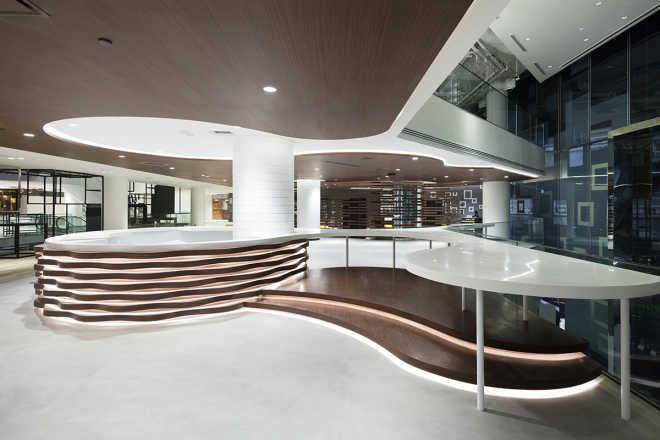 Nendo превратила торговые площади в Бангкоке в «Лабораторию образа жизни»