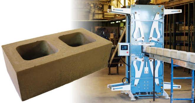 Новая мобильная установка превращает продукты экскавации в строительный материал прямо на стройплощадке