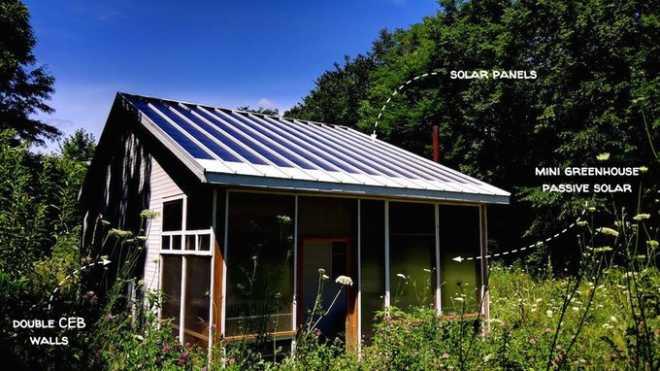 Объявлен сбор средств на проект доступных эко-домов