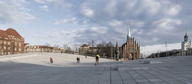 Объявлены сразу два победителя IX Европейского конкурса на лучшее городское общественное пространство 2016