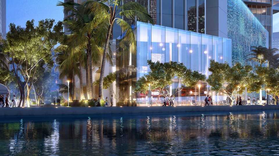 Оригинальные башни Rafael Viñoly пополнят рынок элитной недвижимости Майями