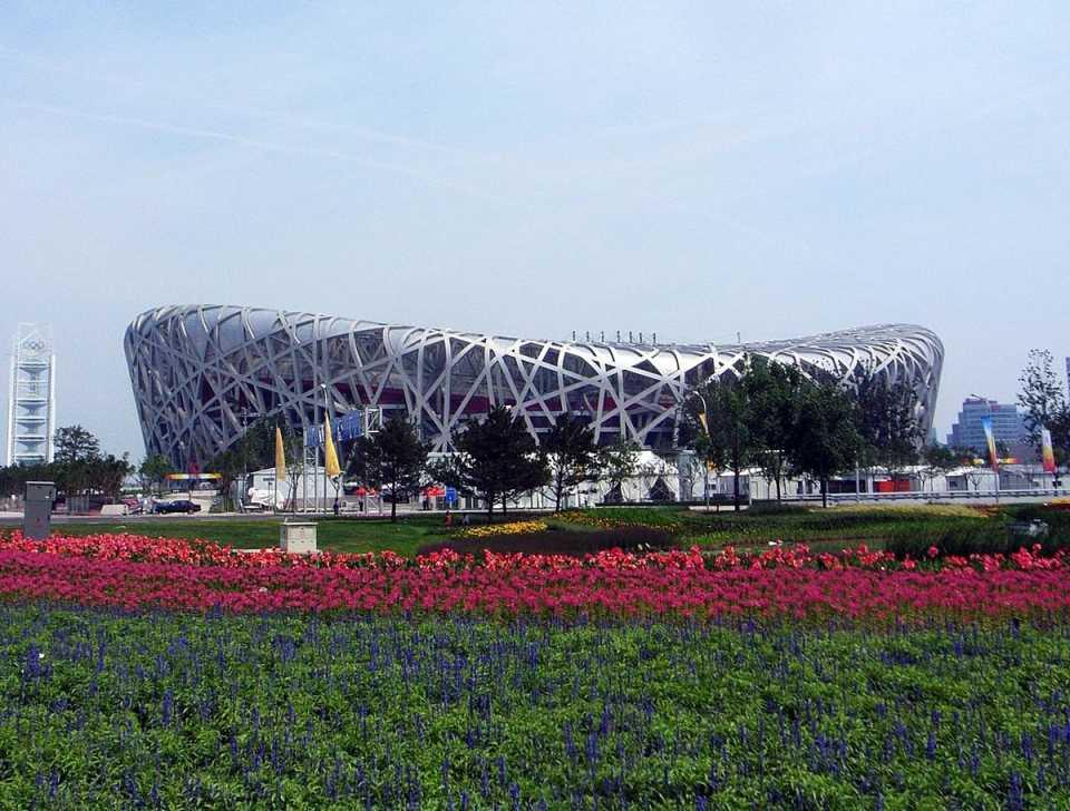 Пекинский стадион «Птичье гнездо» приглашает гостей на крышу
