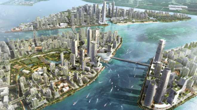 Первые квартиры в эко-городе Малайзии выставлены на продажу
