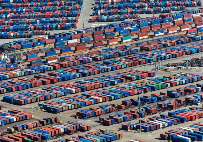 Порт Лос-Анджелеса запускает пробный проект терминала с нулевым выбросом углерода и солнечными грузовыми операциями