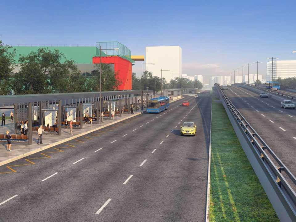 Проект планировки ТПУ «Калужская» планируется утвердить во II квартале 2018 года