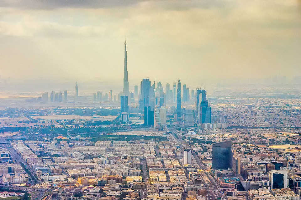 The largest rooftop solar system in the Middle East will be in Dubai