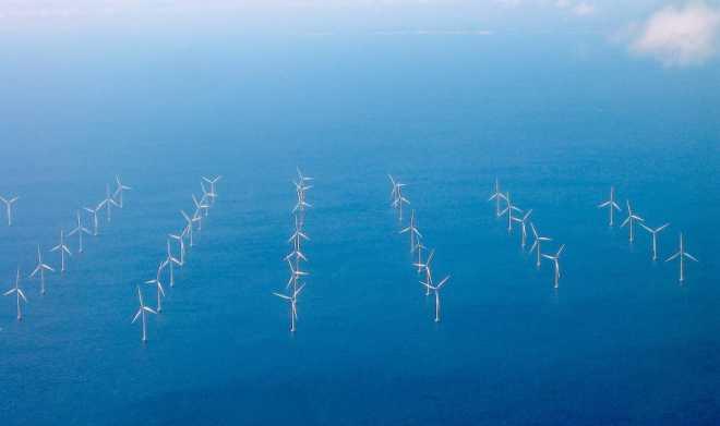 Самая большая в мире плавучая ветроферма будет у берегов Калифорнии