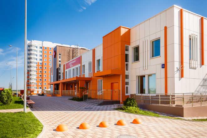 Современная поликлиника открылась в поселении Десеновское