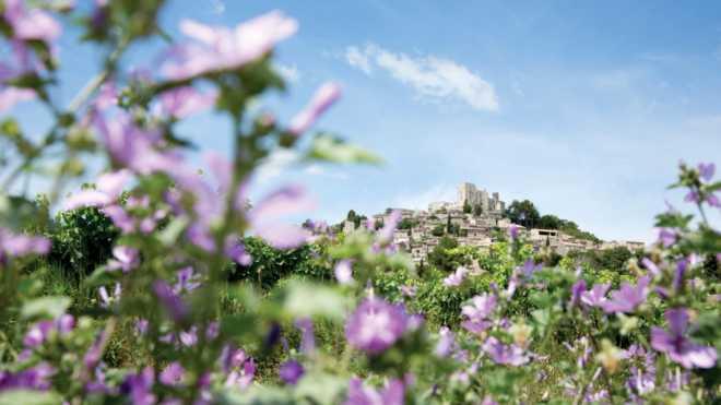 Средневековый городок во Франции превратился в музей искусства и дизайна