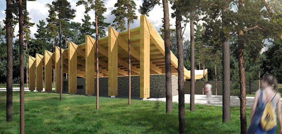 Стал известен победитель конкурса проектов «лесного» театра