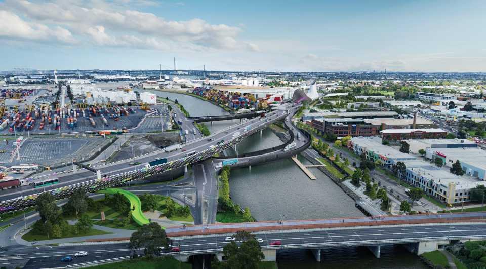 Строительная компания CPB и Джон Холланд займутся реализацией проекта строительства тоннеля