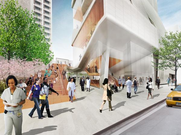 Строительство «самого безумного нового здания» в Нью-Йорке близится к завершению