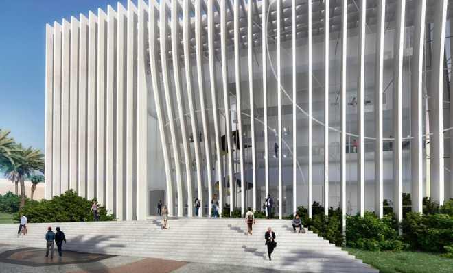 Центр нанонаук и нанотехнологий в Тель-Авиве