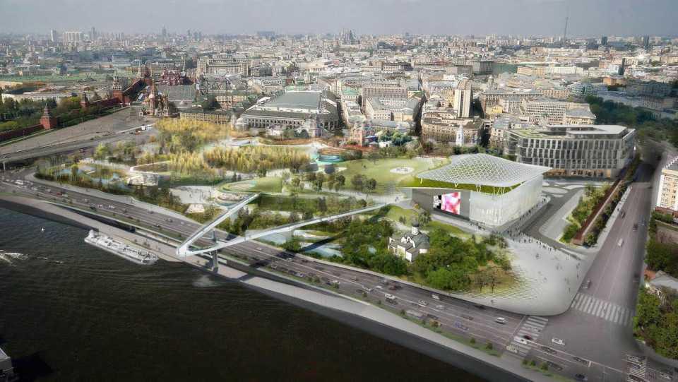 Три московских мегапроекта презентуют в рамках Международного Культурного форума в Санкт-Петербурге с 1 по 3 декабря