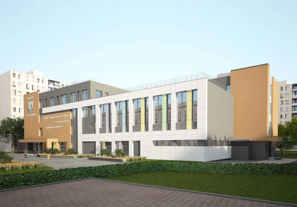 У школы № 597 в Ховрино появится современный учебный корпус