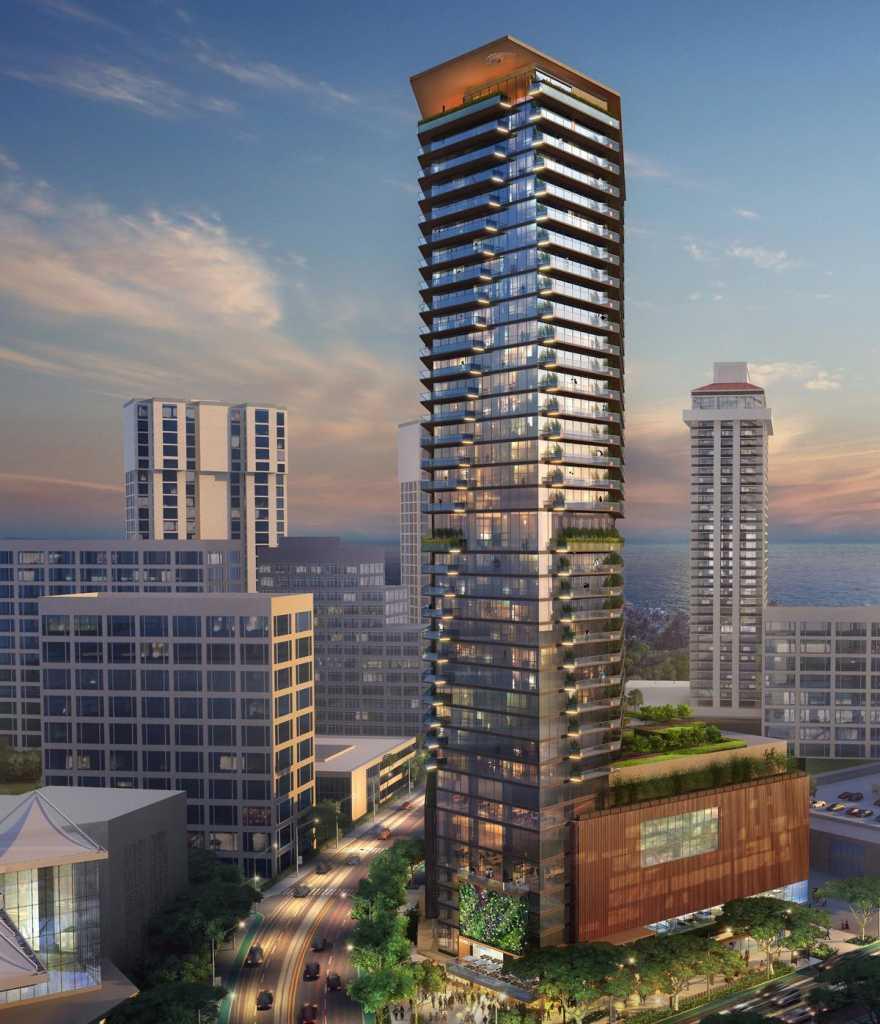 В 2020 в Гонолулу откроется новый отель и фирменные резиденции Mandarin Oriental