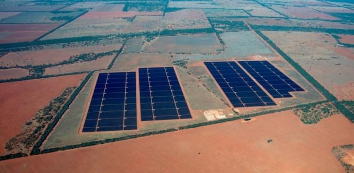 Открытие двух солнечный энергоцентров в Австралии мощностью 360000 МВт/ч