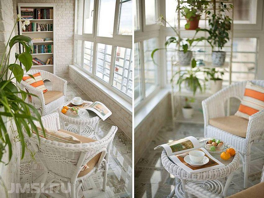 Дизайн балконов с панорамными окнами - где лучше остановитьс.