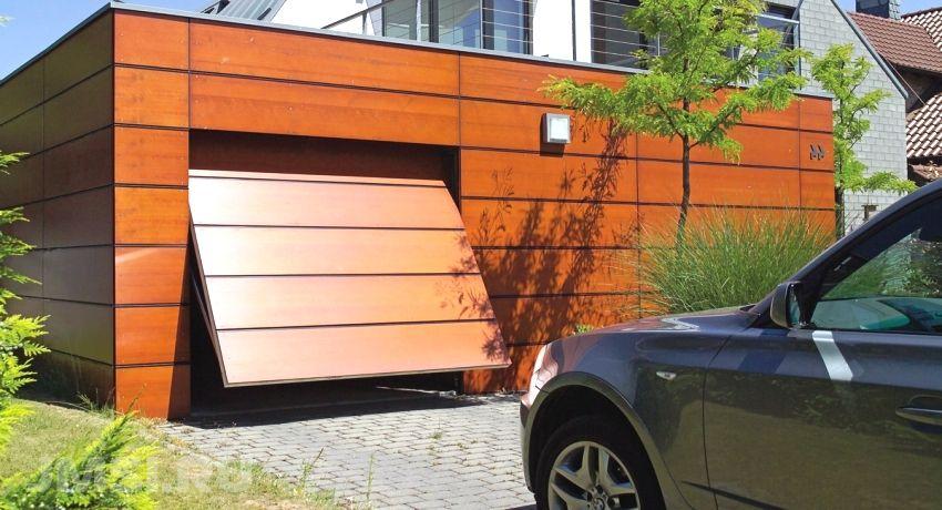 автоматические гаражные ворота цены украина