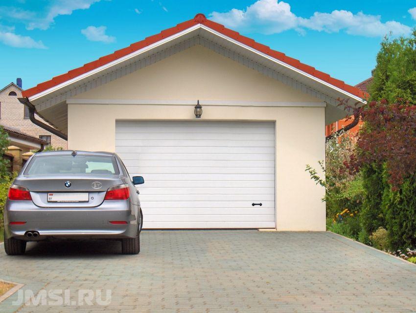 автоматические ворота для гаражей статьи