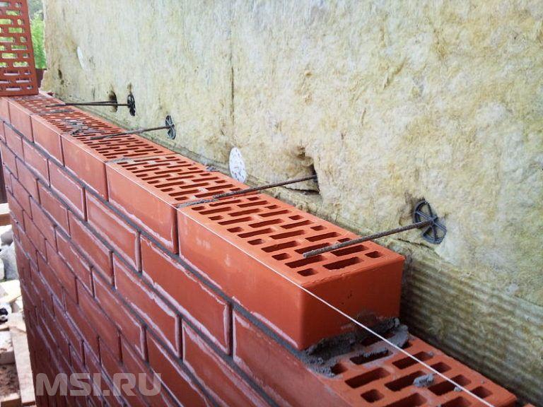 Облицовка стен кирпичом своими руками 66